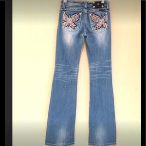 Girl Miss Me jeans